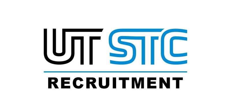 UT-STC Recruitment 2020